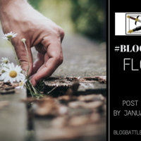 #BlogBattle: Flower - Mr Sagitarrius