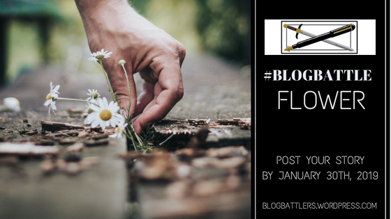 #BlogBattle: Flower – MrSagitarrius
