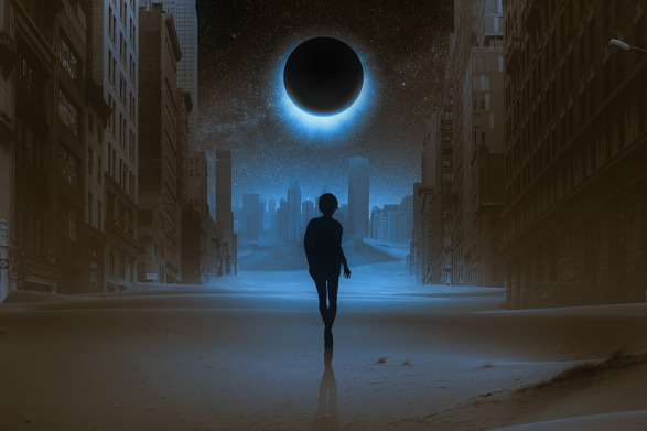 March Speculative Fiction Prompt from Diana Peach – TheRide