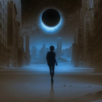 The Day The Moon Began To Disappear - Speculative Fiction - March Edition