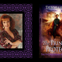 Conversations With Colleen: Meet Author, Deborah Jay, @DeborahJay2