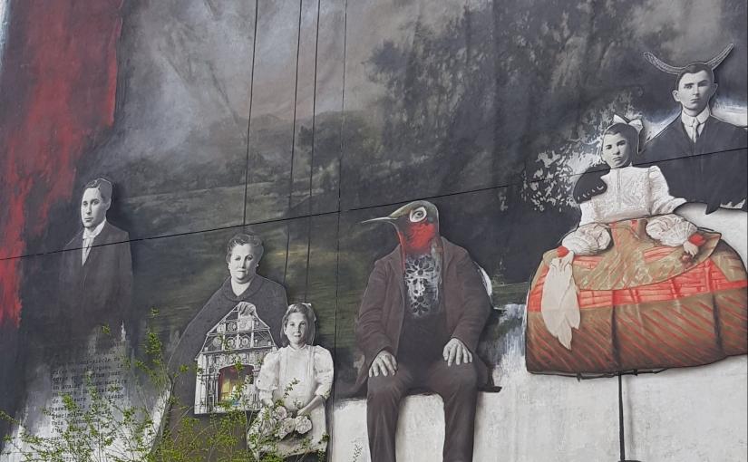 Grafitti Murals – MontrealCanada