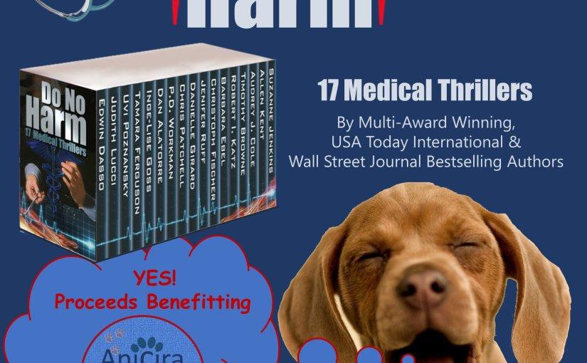 Do No Harm: 17 Medical Thrillers #Thrillers #Suspense#Boxset