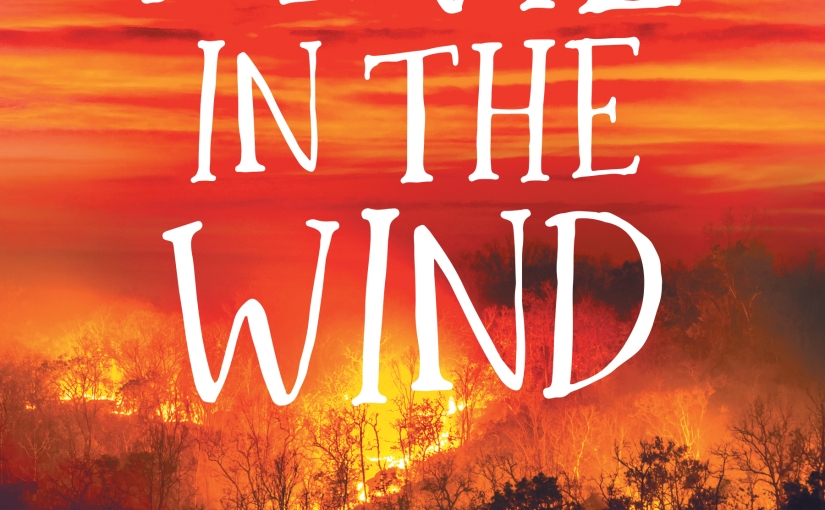 Book Review of Devil In The Wind by Frank Prem #Poetry #BlackSaturday#Wildfires