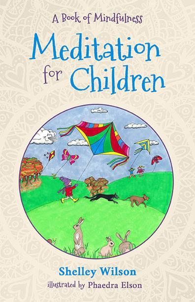 Meditation For Children Cover
