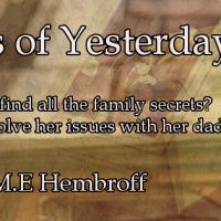 M E Hembroff: Voices of Yesterday #NewRelease #PlaistedPublishingHouse