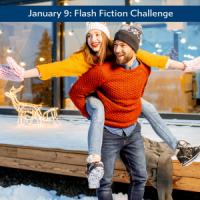 Carrot Ranch Flash Fiction Challenge: January 9th #flashfiction