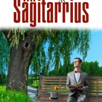 Cover Reveal : Mr Sagittarius - Poetry and Prose #Tanka #Tuesday #Poet'sChoice #Coverreveal #Poetry #Prose