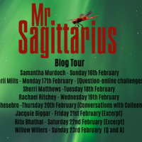 Thank you to my Blog Tour Hosts!!!! Mr. Sagittarius Poetry and Prose