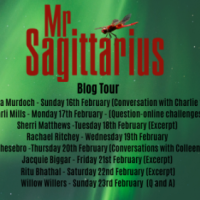 Mr. Sagittarius Blog Tour