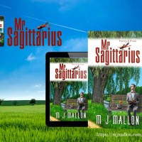 "LOOK! ""Mr. Sagittarius is Here!"""
