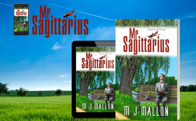 Mr. Sagittarius is on his way!!! #newrelease #poetry #prose #photography
