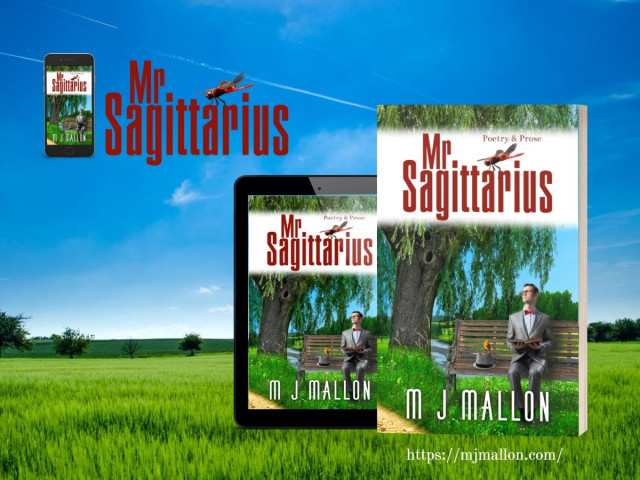 Mr. Sagittarius – Magical Inspirations #new #release #poetry #shortstories #photography