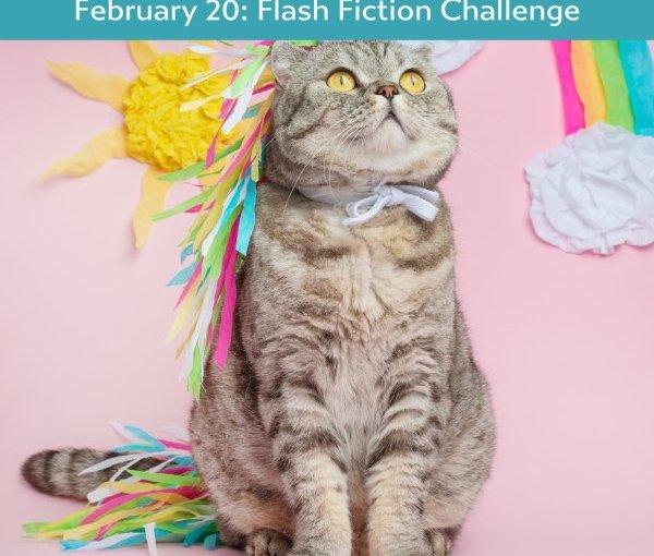Charli Mills Flash FictionChallenge