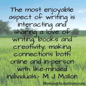 Meet the Author: Mr. Sagittarius by M J Mallon – Meet TheAuthors