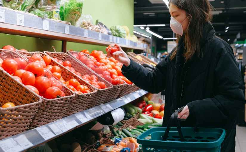 Coronavirus #flash #fiction #food#shopping