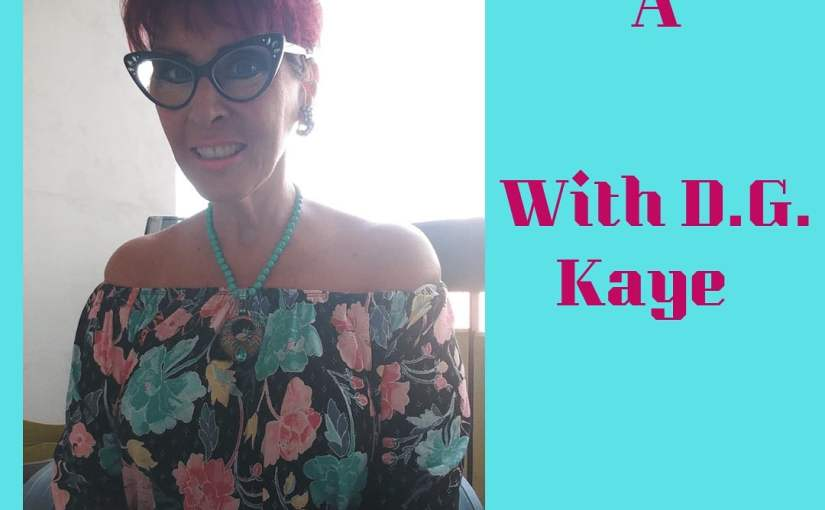 Q & A with D.G. Kaye features author Marjorie Mallon – Mr. Sagittarius